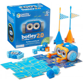 Botley 2.0, the coding activity kit