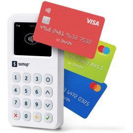SumUp 3G + WiFi, the WiFi payment terminal