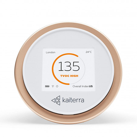 Kaiterra Laser Egg+ Chemical, the intelligent air monitor