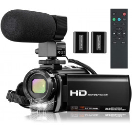 VideoSky FHD, the camera with complete kit