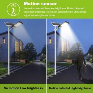 Niorsun Solar Street Light, the 400W street light