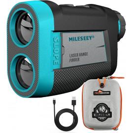 Mileseey PF260, the golf rangefinder