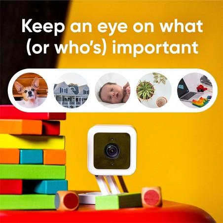 Wyze Cam v3, a camera with color night vision