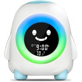 Cadrim Kids Alarm Clock, the digital alarm clock for kids