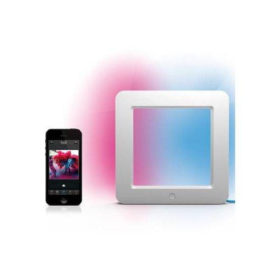 SMARTLAMP et iPhone