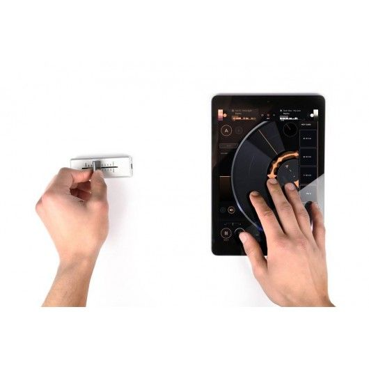 Mixfader, Become a DJ easily and everywhere.