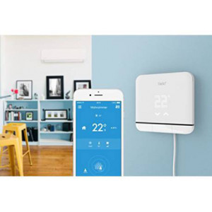 Tado°, makes your air conditioner smart to maximize your comfort.