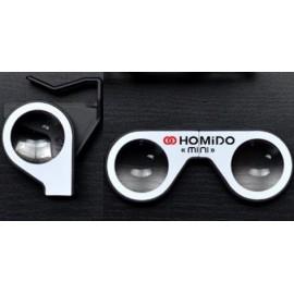 Homido mini, the virtual reality headset.