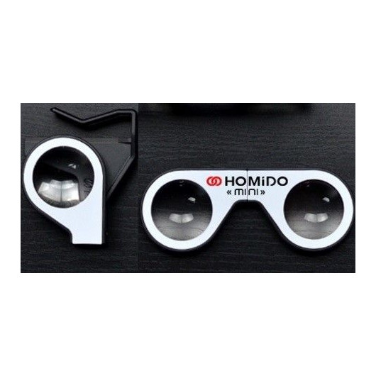 Homido, mini casque de réalité virtuelle.