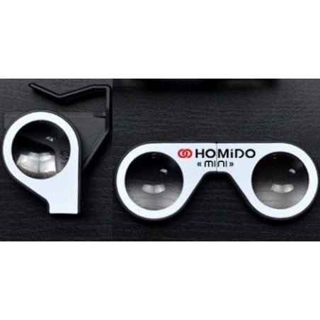 Homido mini, the 3D in your pocket