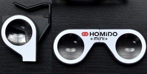 Homido mini, the virtual reality headset for smartphones.