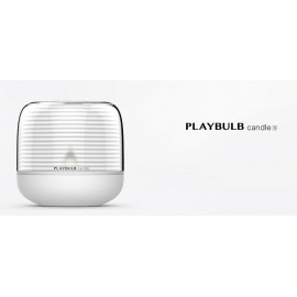 Playbulb candle S, la bougie connectée