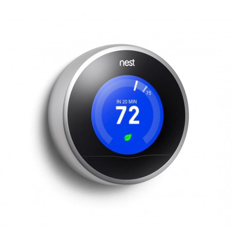 Nest Learning Thermostat, the right temperature !