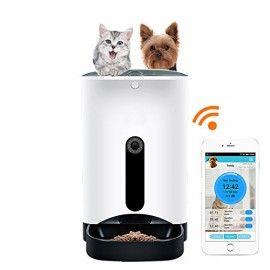 JemPet Petwant Wifi SmartFeeder