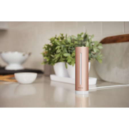 Netatmo coach, your health home coach