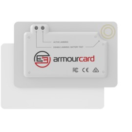 Armourcard, protect your identity