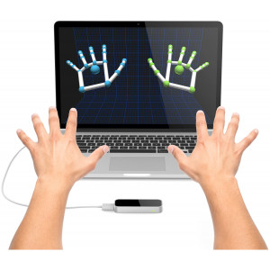Leap Motion, gesture control technology