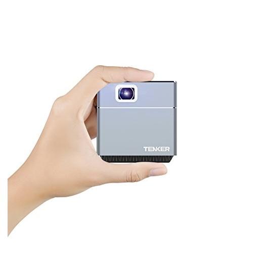 Tenker S6 Mini Cube, portable mini projector