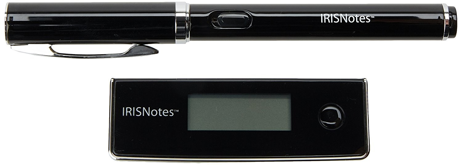 IRISNotes 3, digitise your handwritter anywhere
