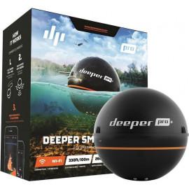 Deeper Sonar Pro +, pêchez comme un professionnel