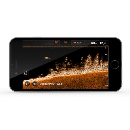 Deeper Sonar Pro, improve your fishing
