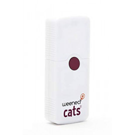 Weenect Cats 2, collier pour chat avec puce GPS