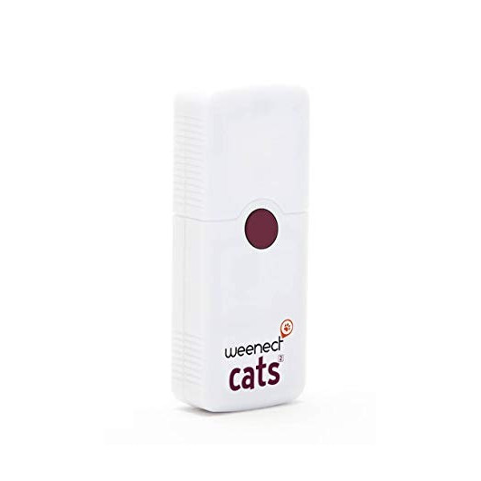Weenect Cats, collier pour chat avec puce GPS