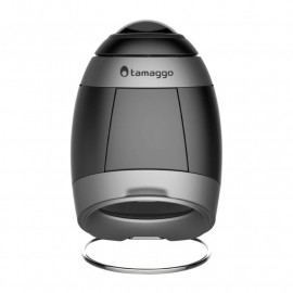 Tamaggo 360º, the camera that mimics the human eye