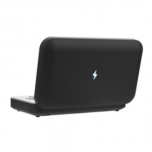 PhoneSoap 3, boîtier de recharge et de nettoyage pour smartphone