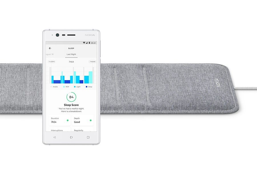 Nokia | Sleep, know your nights. Master your days