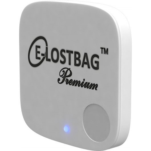 E-Lostbag Premium, tracker for luggage