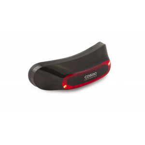 Cosmo Moto, rear brake light to avoid distress