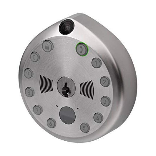 Gate, the only camera equipped smart lock