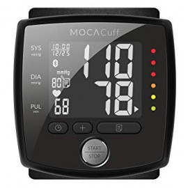MocaCuff, your connected blood pressure monitor