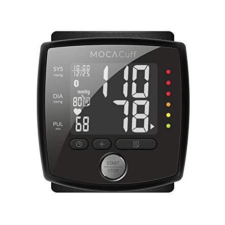 MucaCuff, your connected blood pressure monitor