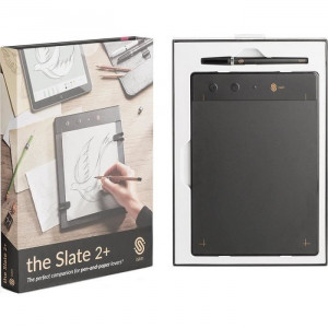 Slate 2+, the companion of paper-and-pencil lovers