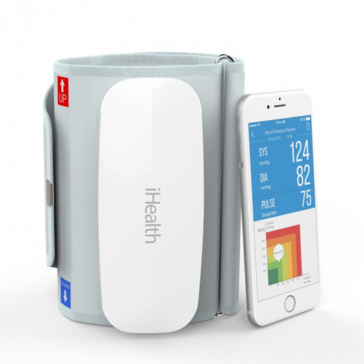 iHealth Feel, control your blood pressure