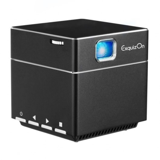 ExquizOn S6, pico projecteur ultra portable