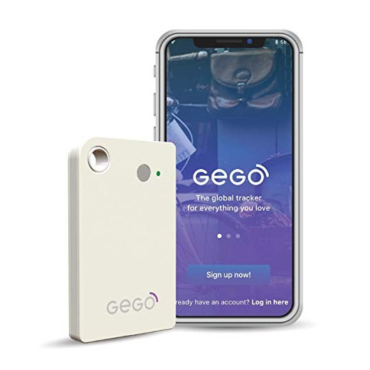 Gego, track everything anywhere in the world