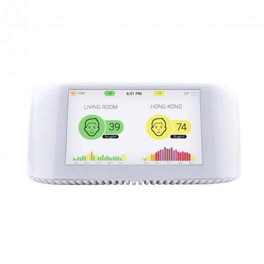 AirVisual Pro, améliorez la qualité de l'air