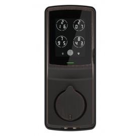 Lockly Secure, la serrure avec 5 modes d'ouverture