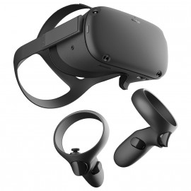 Oculus Quest, all-in-one gaming headset