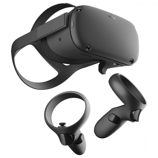 Oculus Quest, casque de jeu tout-en-un