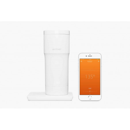 Ember Travel Mug, the smart thermos