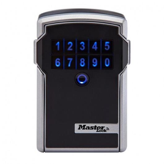 Master Lock , le mini  coffre à clé connecté