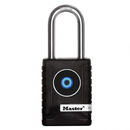 Master Lock Outdoor, the connected padlock
