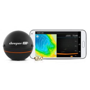 Deeper Sonar Pro, improve your fishing