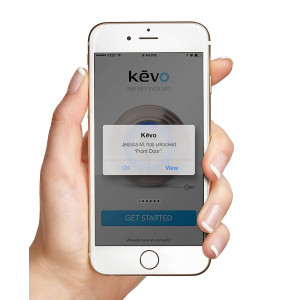 Kevo, an easy access with just a touch