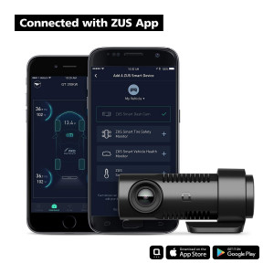 Smart Dash Cam, the camera that cares for your driving experience