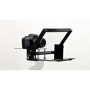 TeleprompterPAD iLight Pro 10, to work as TV professionals do